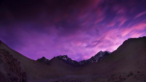 Colors of Stok Kangri
