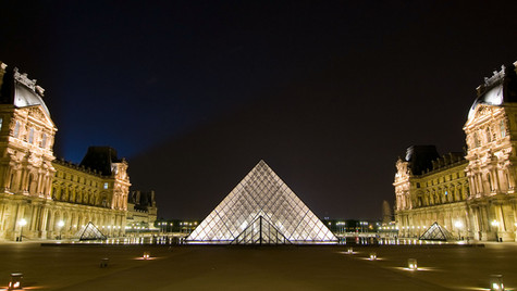 Love the Louvre