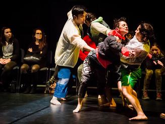跨地域多元舞藝交流,iCoDaCo《將至》香港站