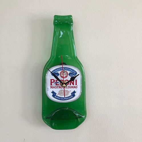 Peroni Bottleclock