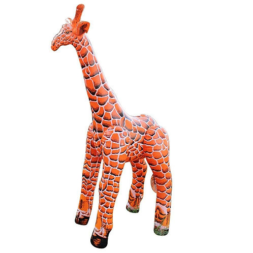 Inflatable Giraffe 5Ft  tall