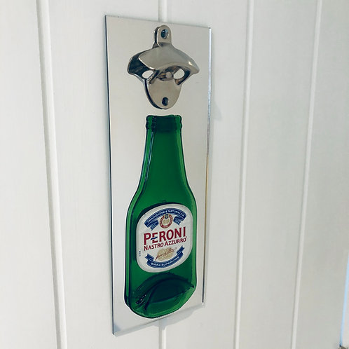 Peroni Wall Mounted Bottle Opener
