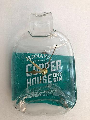 Adnams Copper House Gin Bottleclock