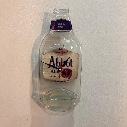Abbot Ale Bottleclock