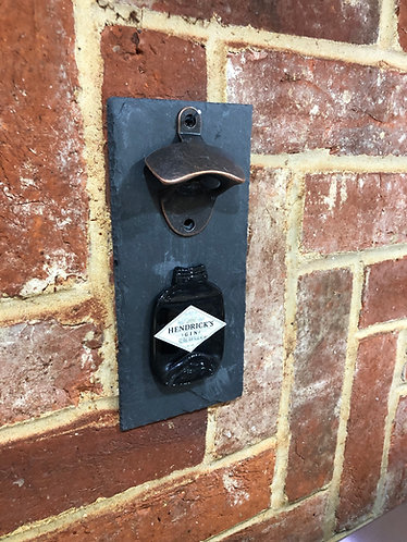 Hendicks Miniature Wall Mounted Bottle Opener