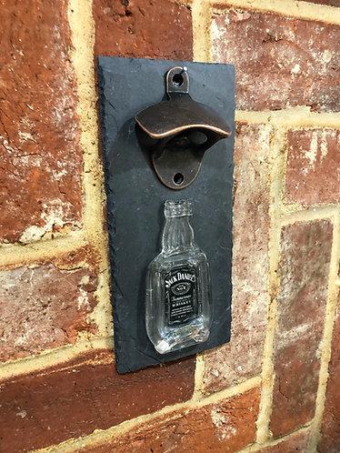 Jack Daniels Miniature Wall Mounted Bottle Opener