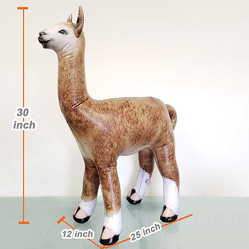 Inflatable Alpaca