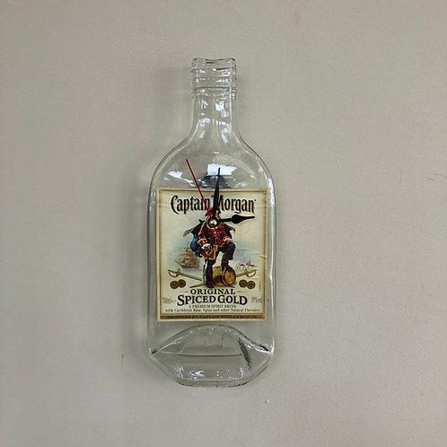 Captain Morgan Spiced Rum Bottleclock