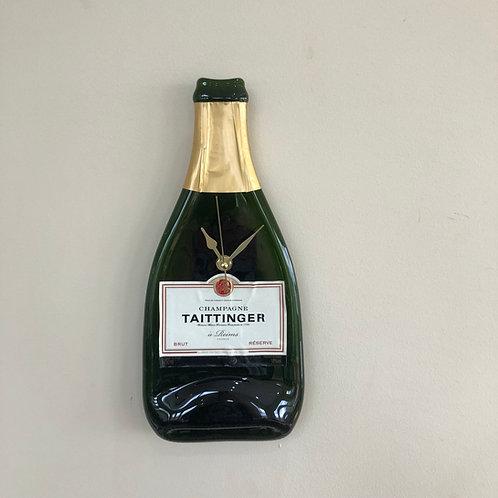 Taittinger Champagne Bottleclock