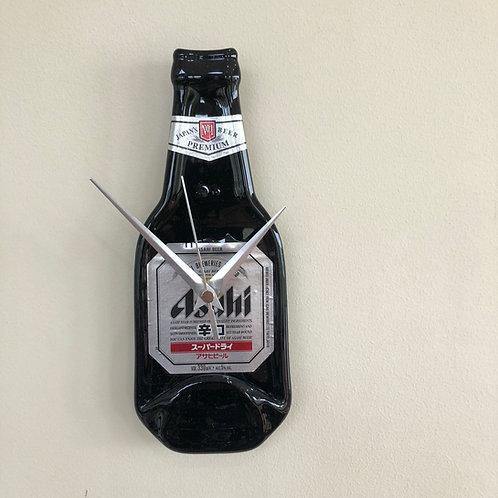 Asahi Bottleclock
