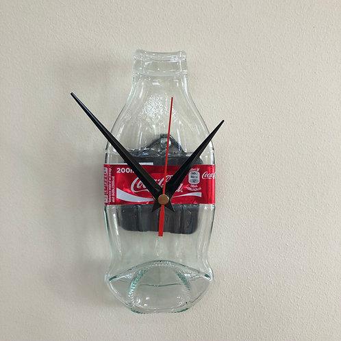 Coca Cola Bottleclock