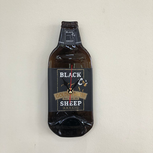 Black Sheep Golden Sheep Bottleclock