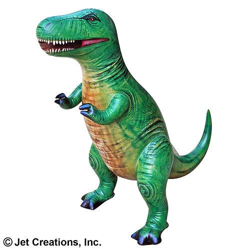 "Inflatable Trex Dinosaur 37"" tall"