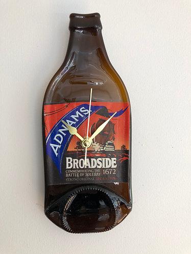 Adnams Broadside Bottleclock