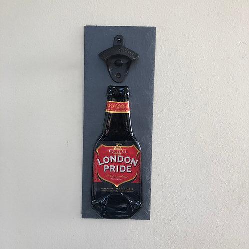 London Pride Slate Bottle Opener