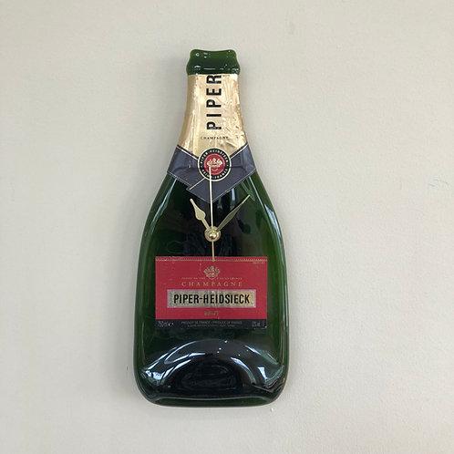 Piper Heidseck Champagne Bottleclock