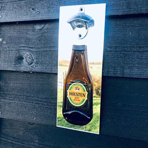 Holsten Pils Wall Mounted Bottle Opener