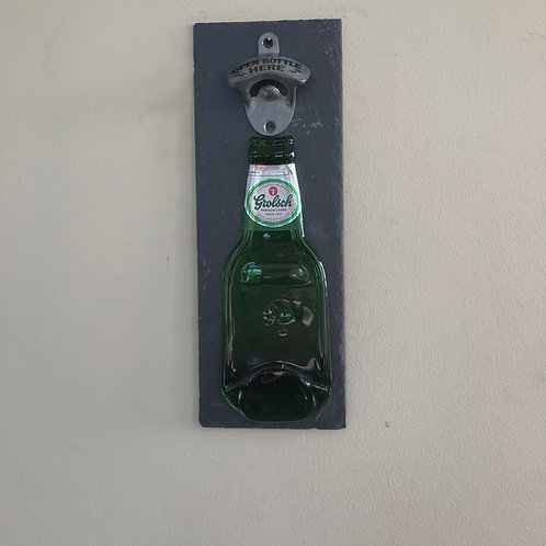 Grolsch Slate Bottle Opener