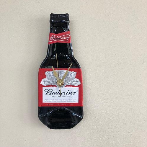 Budweiser Bud Bottleclock