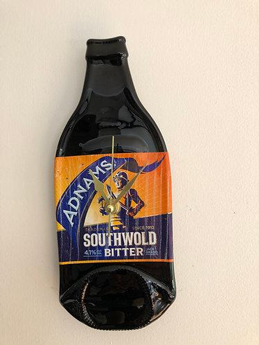 Adnams Southwold Bitter Bottleclock