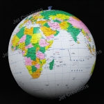 "Giant Inflatable Political Globe 36"" Diameter"