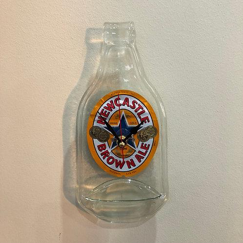 Newcastle Brown Ale Bottleclock