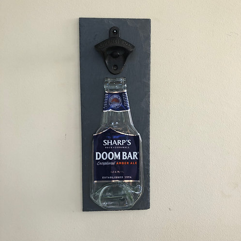 Sharps Doombar Slate Bottle Opener
