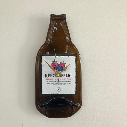 Rekorderlig Cider Bottleclock