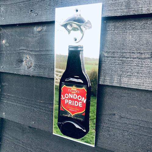 London Pride Wall Mounted Bottle Opener