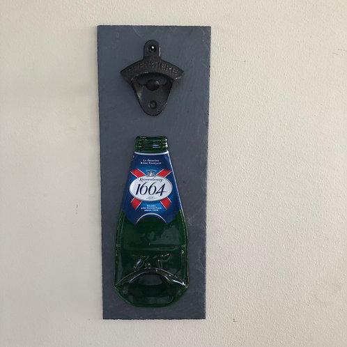 Kronenberg 1664 Slate Bottle Opener