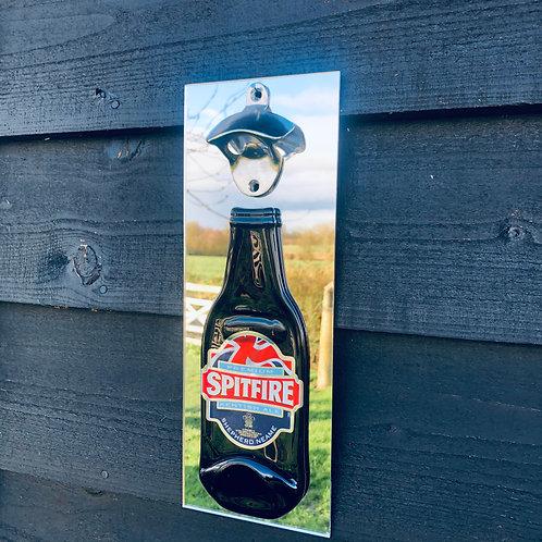 Spitfire Ale Wall Mounted Bottle Opener