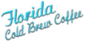 Florida Cold Brew Coffee