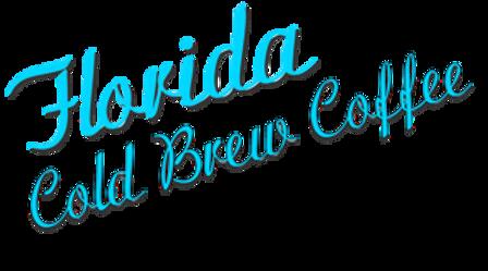 Florida Cold Brew Coffee