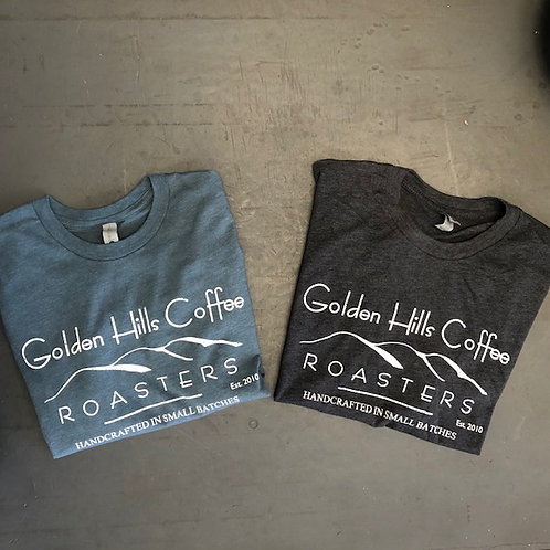 Golden Hills Coffee T-Shirt