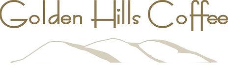 Golden Hills Coffee Logo