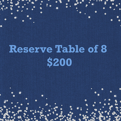 Reserve Table