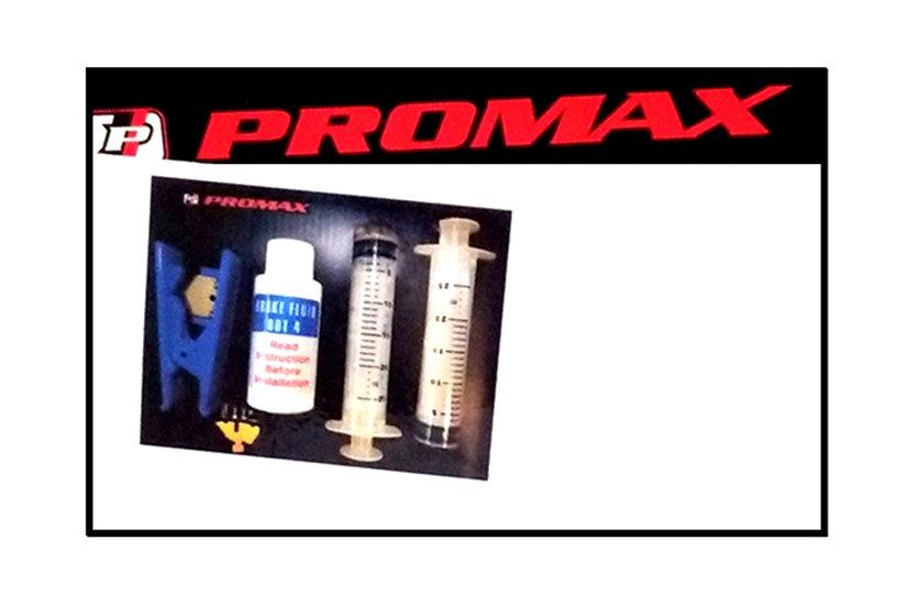 PROMAX Brake Bleeding Kit