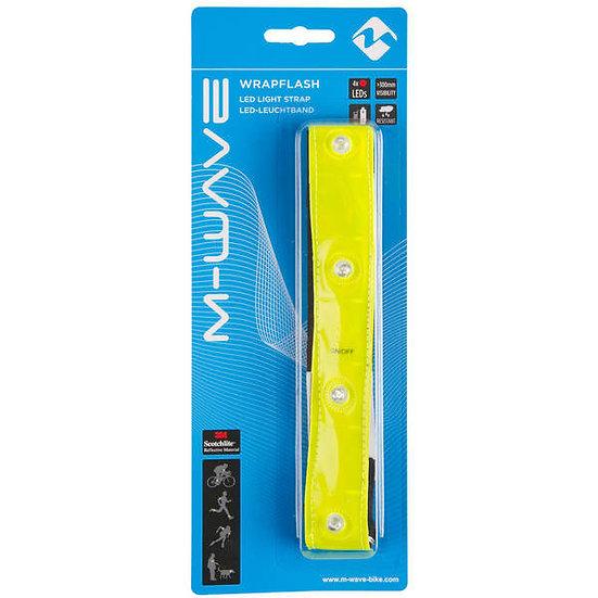 M-Wave Wrapflash LED Light Strap