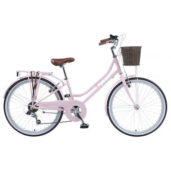 """Viking Belgravia Girls 24"""" Heritage Bike"""