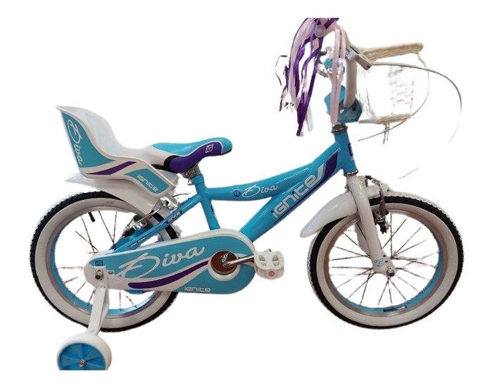 "Ignite Diva 14"" Girls Bike"