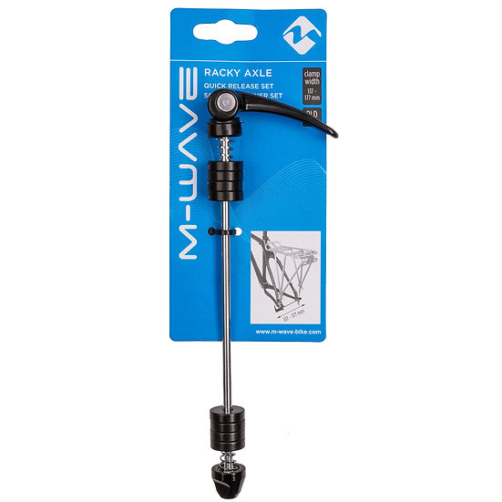 M-WAVE Racky Axle quick release