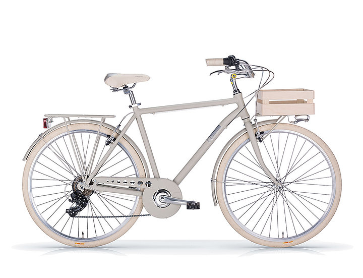 MBM Apostrophe Unisex City Bike