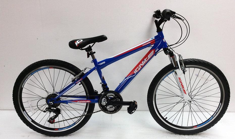 "Ignite Cyclone 24"" Boys Mountain Bike"