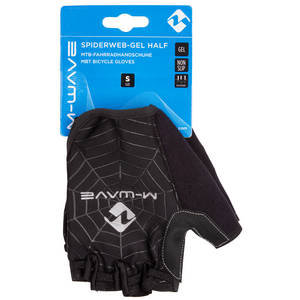 M-Wave Spiderweb Half Finger Glove