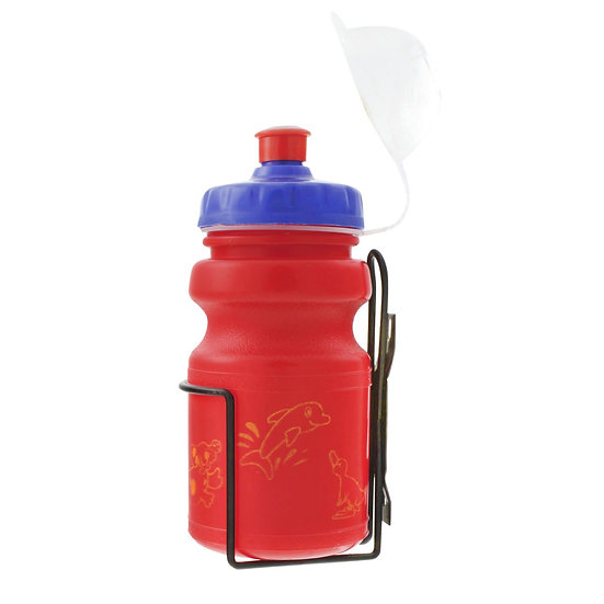Children's Water Bottle With Cage
