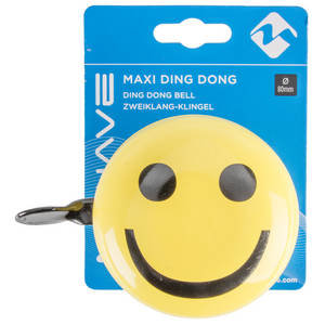 M-WAVE Smile maxi bicycle bell Maxi Ding-Dong