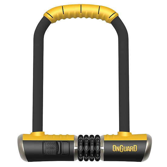 ON GUARD BULLDOG U-LOCK 230MM x 115MM x 13MM