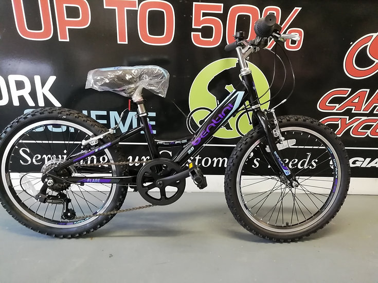 "Bentini Flare 20"" Girls Mountain Bike"