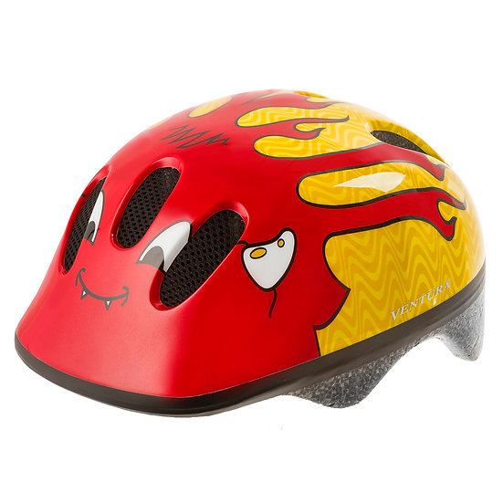 VENTURA Little Devil Bicycle Helmet