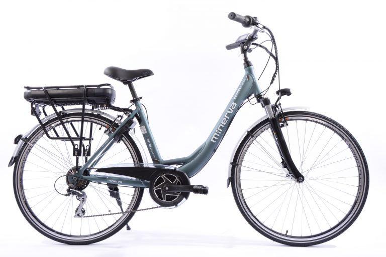 Minerva Estrel C-motor E-bike